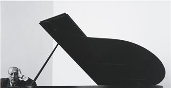 Igor Stravinsky, Nyc by Arnold Newman