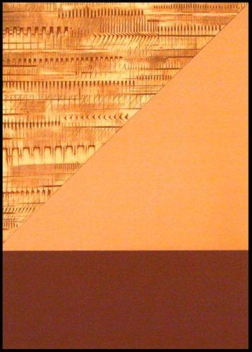 Folded Page by Arnaldo Pomodoro