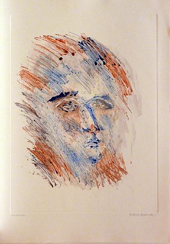 Raskolnikov by Arthur Secunda