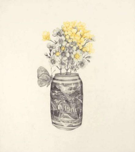 Count The Crows by Aurel Schmidt