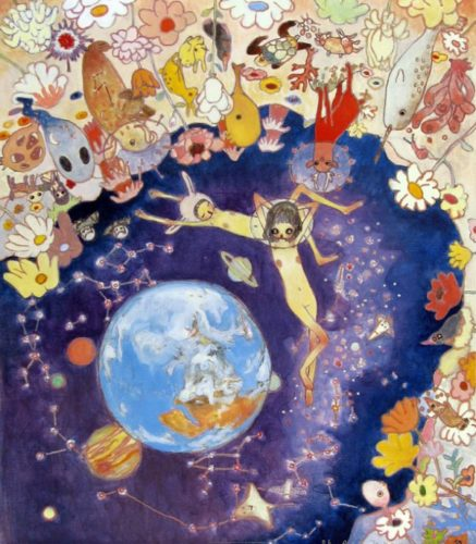 Earth by Aya Takano