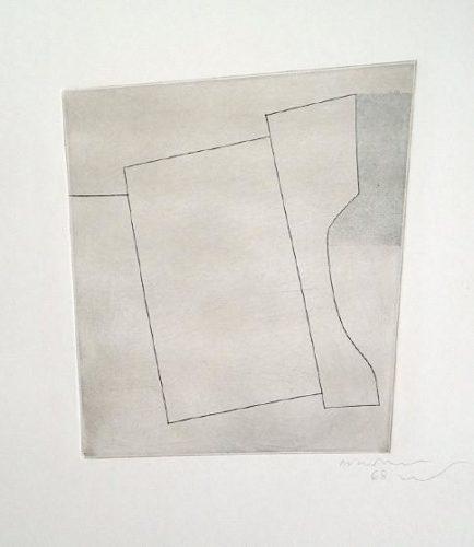 Mug And Goblet by Ben Nicholson at