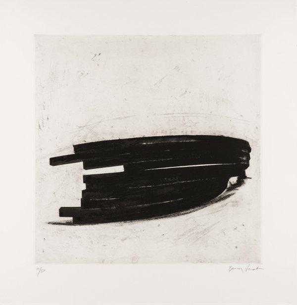 Effondrement: Arcs 03 by Bernar Venet