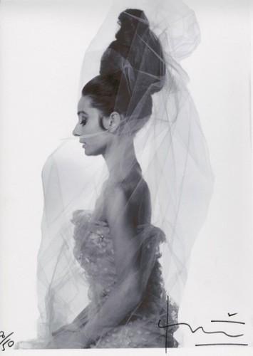 Audrey Hepburn Profile by Bert Stern