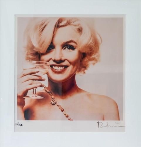 Marilyn Monroe. La Dernière Séance by Bert Stern