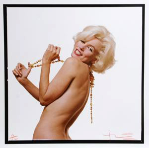 Marilyn Monroe: The Last Sitting Portfolio 3 by Bert Stern at