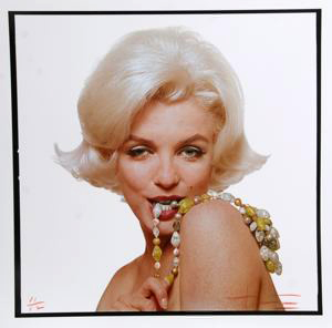 Marilyn Monroe: The Last Sitting Portfolio 7 by Bert Stern at