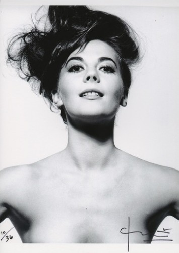 Natalie Wood by Bert Stern