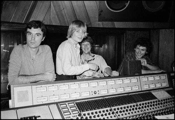 Talking Heads Odo Studios by Bobby Grossman
