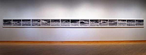 Wave by Burt Barr