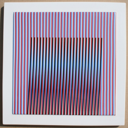 Céramique # 2 by Carlos Cruz-Diez at
