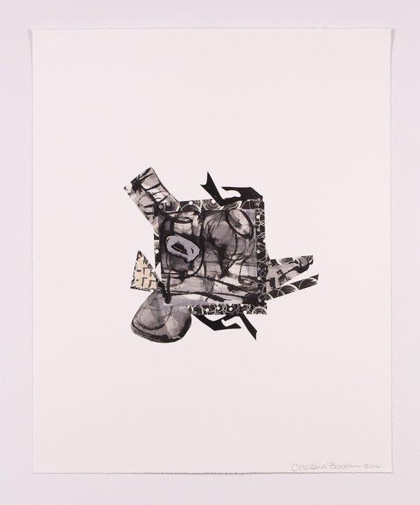 Untitled (cb.10.16) by Chakaia Booker