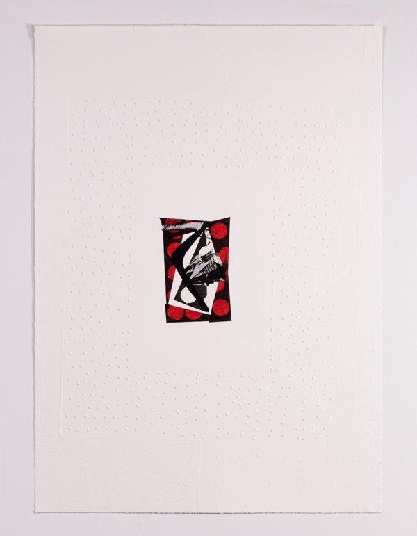 Untitled (cb.11.16) by Chakaia Booker