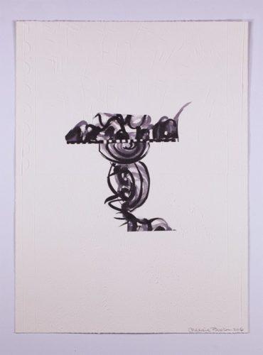 Untitled (cb.12.16) by Chakaia Booker
