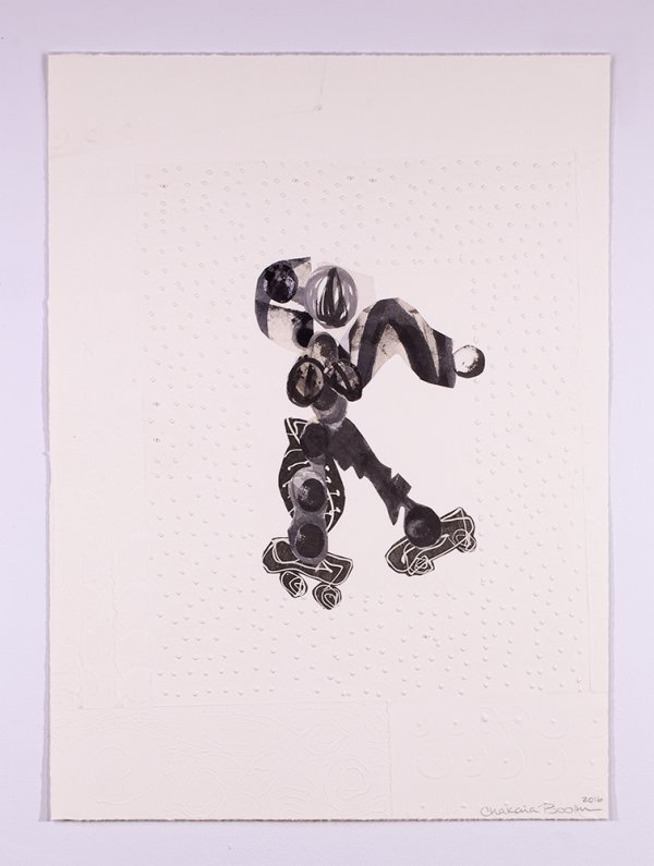 Untitled (cb.13.16) by Chakaia Booker