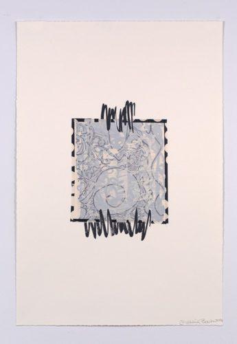 Untitled (cb.14.16) by Chakaia Booker