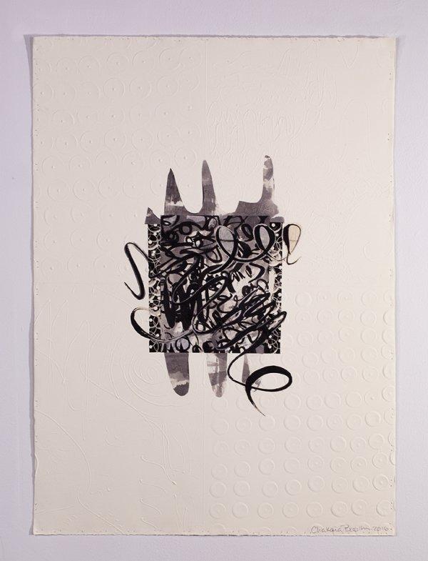 Untitled (cb.17.16) by Chakaia Booker