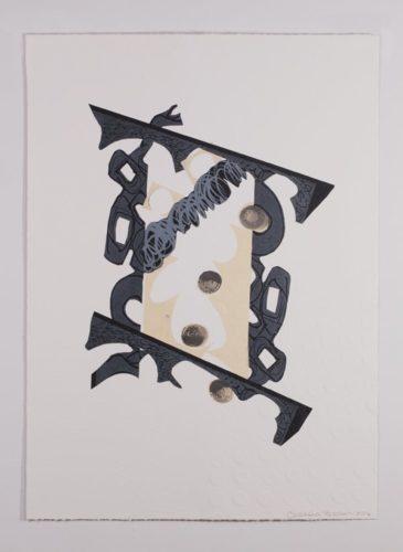 Untitled (cb.18.16) by Chakaia Booker