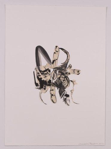 Untitled (cb.20.16) by Chakaia Booker