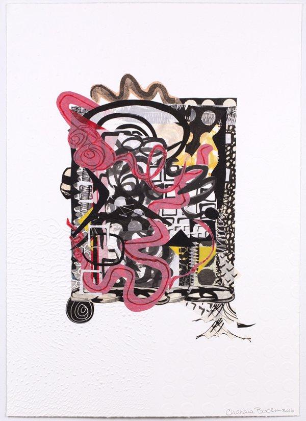 Untitled (cb.2.16) by Chakaia Booker