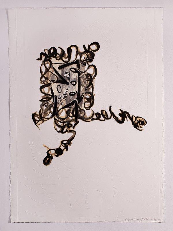 Untitled (cb.36.16) by Chakaia Booker