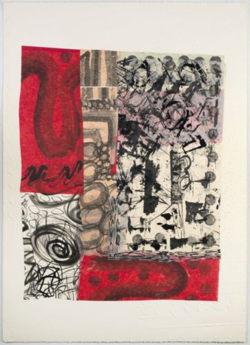 Untitled (cb.39.16) by Chakaia Booker