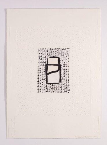 Untitled (cb.4.16) by Chakaia Booker
