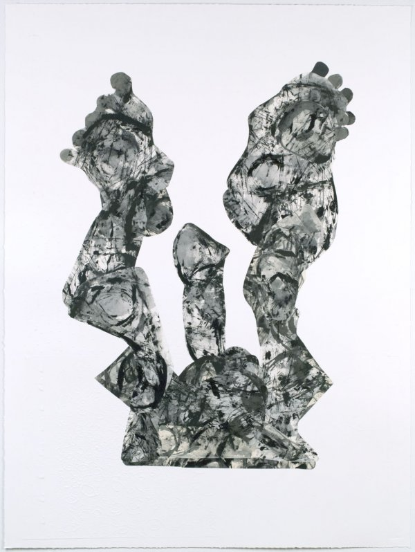 Untitled (cb.55.16) by Chakaia Booker