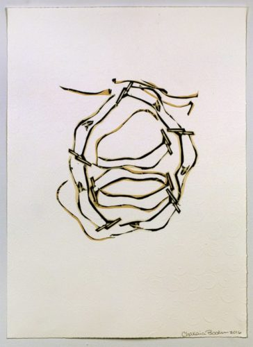 Untitled (cb.7.16) by Chakaia Booker