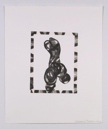 Untitled (cb.9.16) by Chakaia Booker