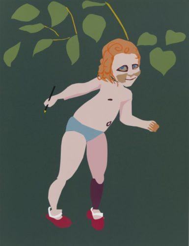 Vita by Chantal Joffe at Whitechapel Gallery