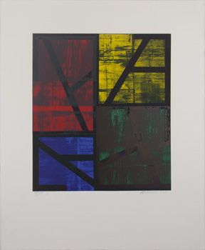 Heisenberg by Charles Arnoldi