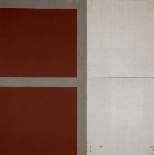 Untitled.(red.) by Charles Tyrrell