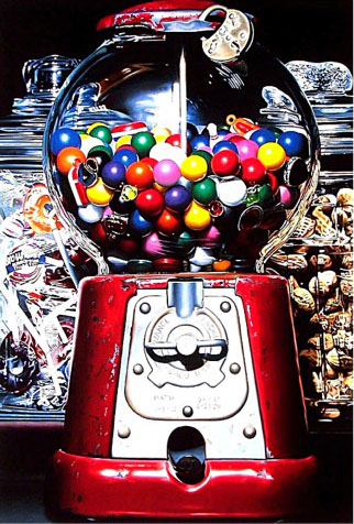Gumball Xv by Charles Bell