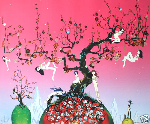 Apricot 3 – A Pink Dream by Chiho Aoshima at