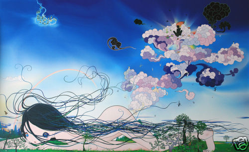 Divine Gas by Chiho Aoshima at