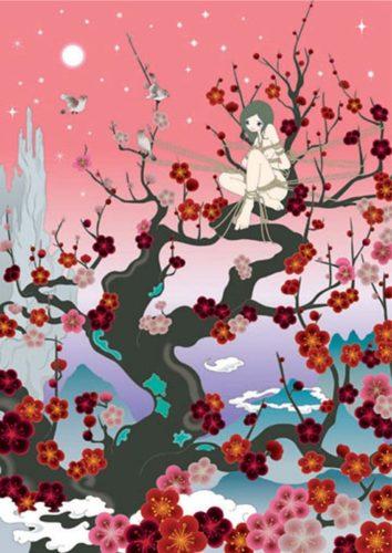 Japanese Apricot 2 by Chiho Aoshima