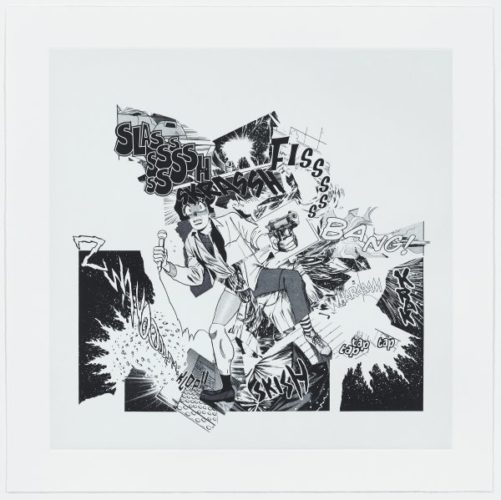 Fisssss Bang! by Christian Marclay
