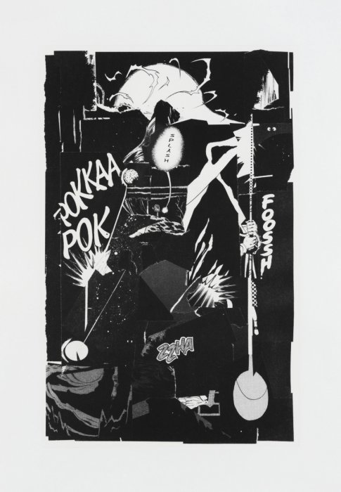 Pokkaa Pok by Christian Marclay
