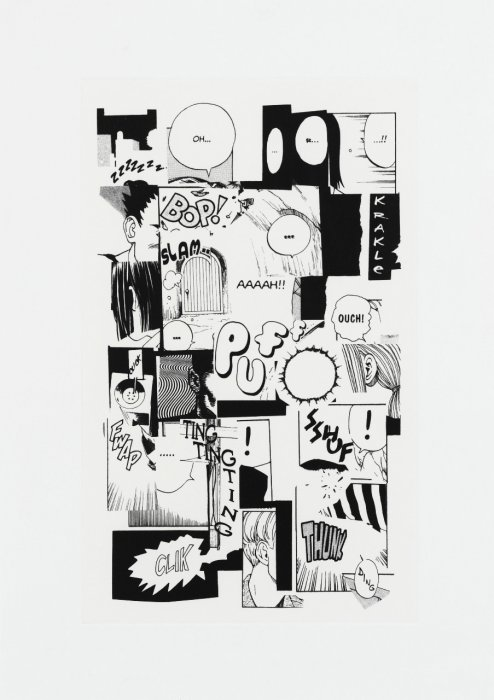 Puff Ouch! by Christian Marclay