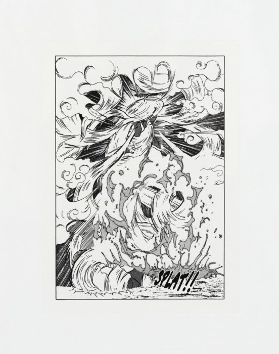 Splat! by Christian Marclay