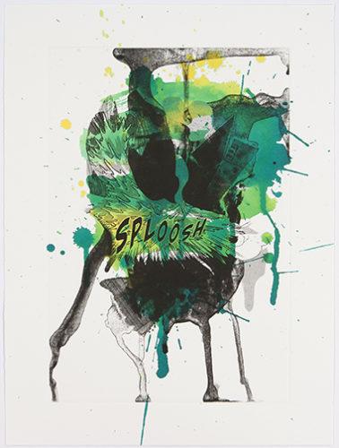 Sploosh by Christian Marclay