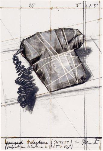 Portfolio 12th Anniversary Of Galeria Joan Prats by Christo