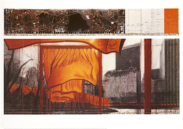 The Gates (p) by Christo