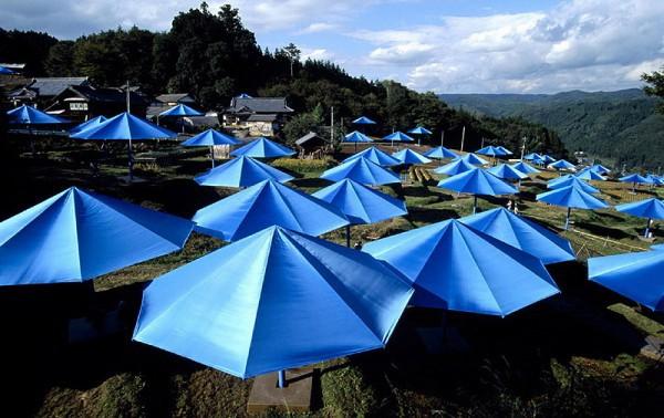 Toronto Edition, The Umbrellas, Japan by Christo