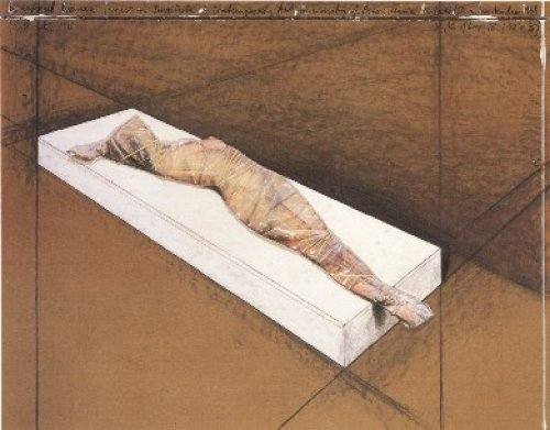 Wrapped Woman by Christo