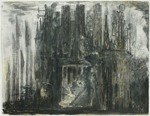 Palace Of Art by Christopher Le Brun RA