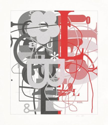 Untitled Ii by Christopher Wool