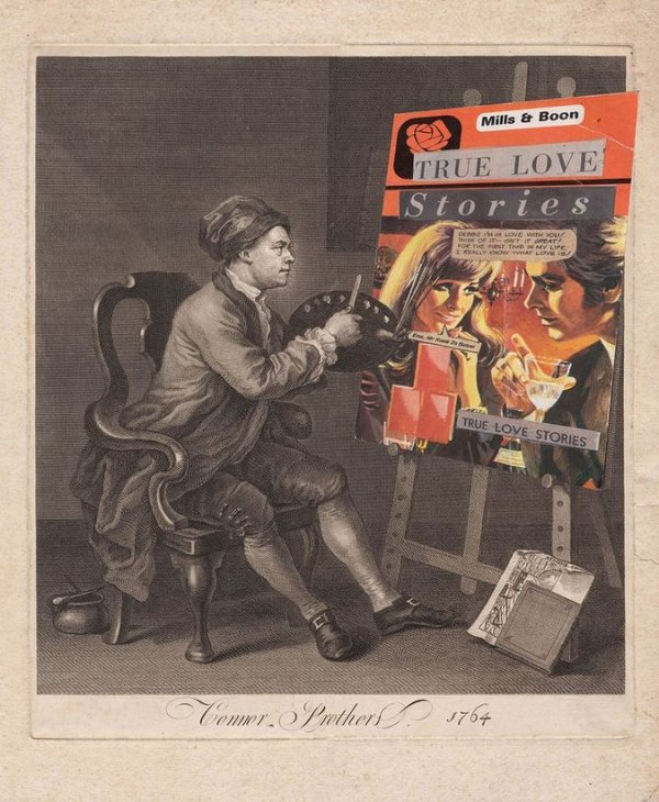 Hogarth's Masterpiece / I Really Know What Love Is by The Connor Brothers