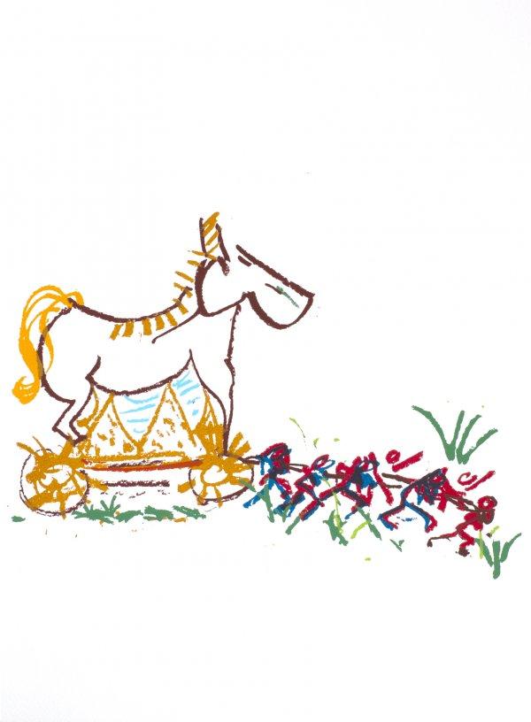 Trojan Horse by Dale Carney
